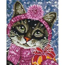 Очаровательные кошечки Ирины Гармашовой теперь и в наборах Алмазной мозаики