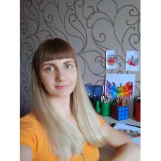 Елена Ковалева, художник