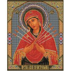 Икона Божьей Матери Семистрельной