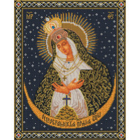 Икона Божьей Матери Остробрамской
