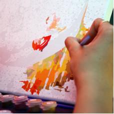 """Картины по номерам """"Белоснежка"""". Обзор от компании ART Истина"""