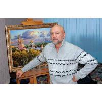 Игорь Разживин, художник