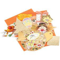 Как собрать открытку к любому празднику