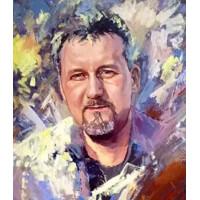 Михаил Бровкин, художник