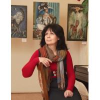 Кира Панина, художник